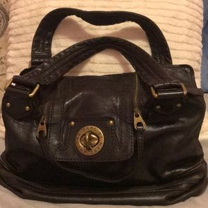 Amazing Marc by Marc Jacobs brown leather handbag!